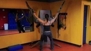 Back, Shoulder Blade Stabilization: PULL/PULL