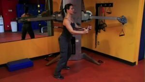 Scapular Stabilizing: Short Pec Minor Active Stretch