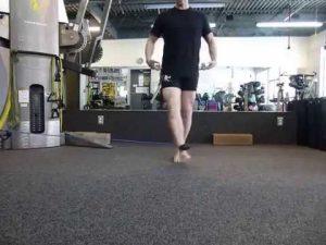 leg stabilizer