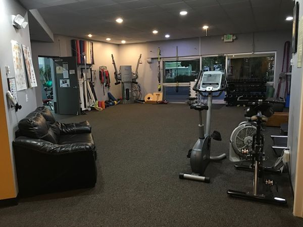 Functional Fitness workout room