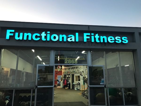 outside picture of functional fitness